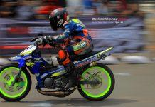 MLDSpot Road Race Kajen 2018: Idris SM Tercepat QTT Underbone 125cc, Yamaha 125Z Children Racing!