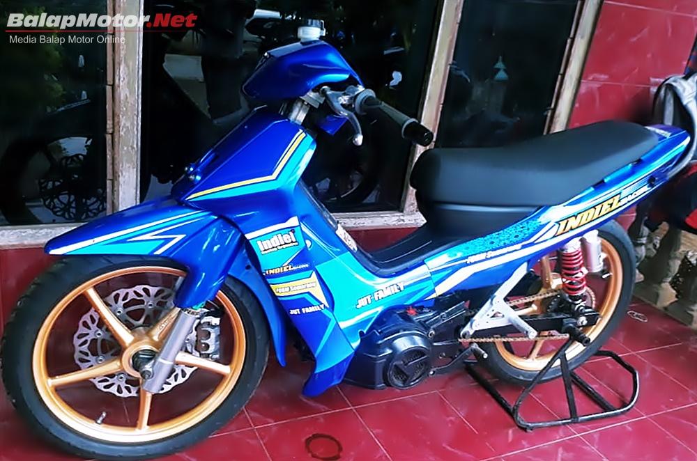 Awas, Bebek Goreng Indiel Racing Siap Tampil Perdana di Final YCR Mijen, Semarang!