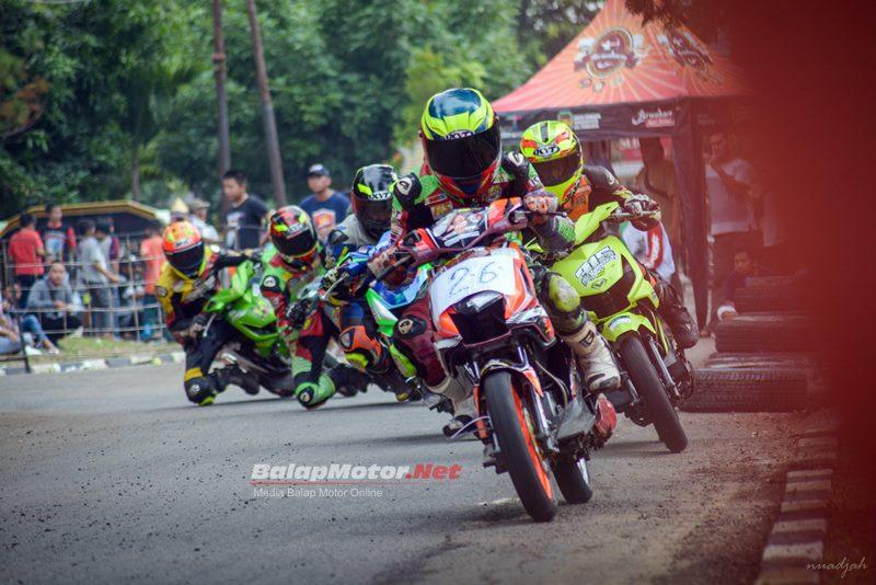 Race Of Independent 2018 Purwakarta : Motor Karbu Dorong Hingga 622 Starter