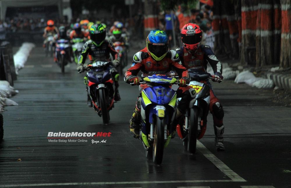 MLDSpot Autophoria Road Race Seri 2 Makin Memuaskan, Fariz Montesz: Kita Butuh Kritik dan Saran!