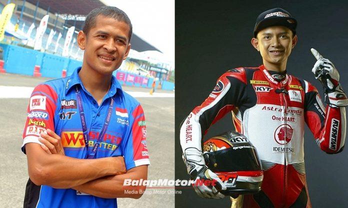 Topan & Dimas Akan Ambil Bagian Moto2 Sepang 2018, Ayo Indonesia!