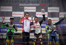 ace 2 Sport 250 Kejurnas IRS Ronde 4 Diisi Tiga Pembalap Dari Tim, Pabrikan, serta Pulau Yang Berbeda