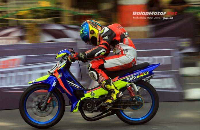 Road Race Purwodadi 2018: Rafa Binar Racing, Tim Lokal Tampil Sensasional