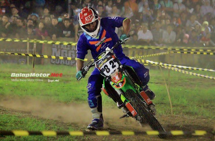 Hasil Putaran Final Trial Game Dirt 2018 Temanggung