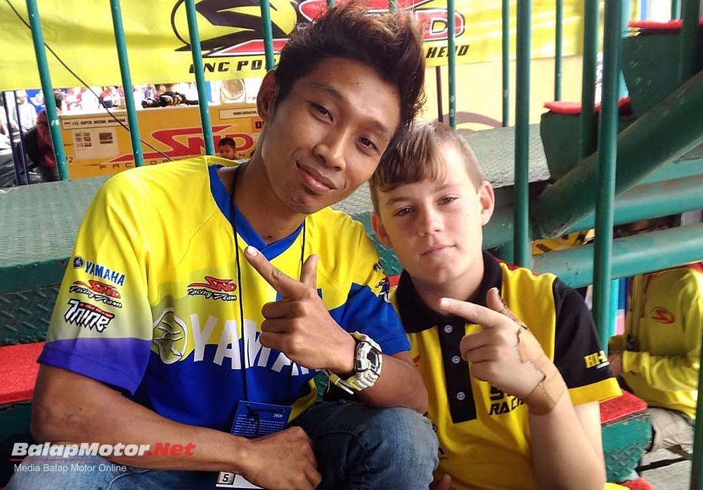 Jelang Final IDC 2018: Sengitnya Bebek 4T 130, Waspada Lokal Hero Imam Suneo!