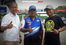 Tim BKS Samarinda Duetkan Tarzan & Jumafo di 2018, Balap di Jawa Gandeng Hawadis