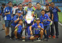 Target Rey Ratukore Kejar Runner Up Nasional Sport 250