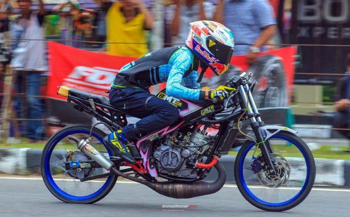Hasil RF Dragbike Seri 1 Tanjung Pinang 4 November 2018