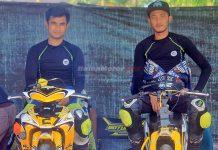 Botuna Racing Duetkan R. Fadhil dan Sulung Giwa