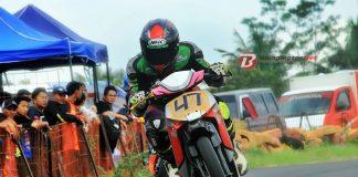 Fun Race Boyolali 2018: Jarang Bawa 2 Tak, Agus 'Kempul' Setiawan Mampu Jawara Underbone 116cc