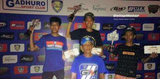Gadhuro Drag Bike Series 2018: Wildan Kecil Jawara Umum Seeded dan Rajai Ninja STD!