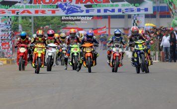 Hasil Final Gadhuro Road Race Kudus 2018