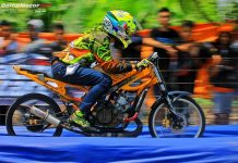 Agenda Balap: Final Gadhuro Drag Bike Series, Kudus 30 Desember 2018