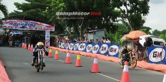 Hasil Final Gadhuro Drag Bike Kudus 30 Desember 2018
