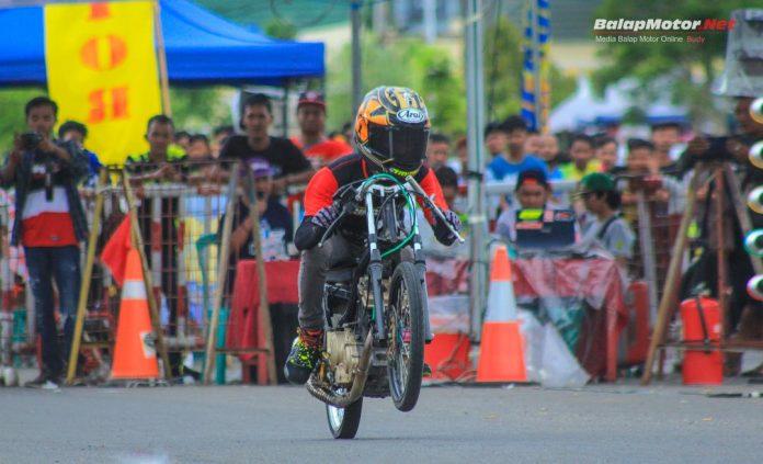 Hasil Dragbike Pringsewu Lampung 23 Desember 2018