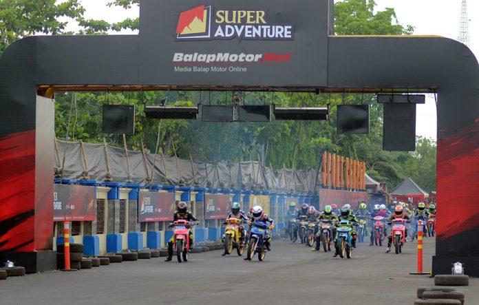 Hasil QTT Final Super Adventure Night Road Race Indramayu 2018