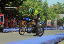 300 Starter Ramaikan Pemalang Open Drag Bike Championship 2018
