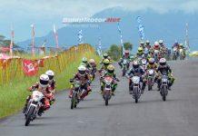Kejurda Balap Motor IMI Jabar Putaran 3 & Grand Final JMM Prix 2018: Diserbu Kelas Pemula B, JMM Hadiahkan Motor
