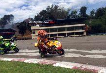 Duo Pembalap Cilik LENKA Factory Racing Siap Tempur di Final Indoclub Sentul