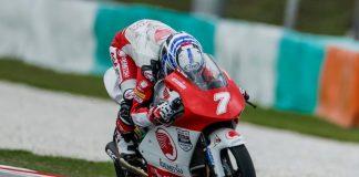 Mario SA Bakal Tarung di FIM CEV Repsol Moto3 Junior World Championship 2019