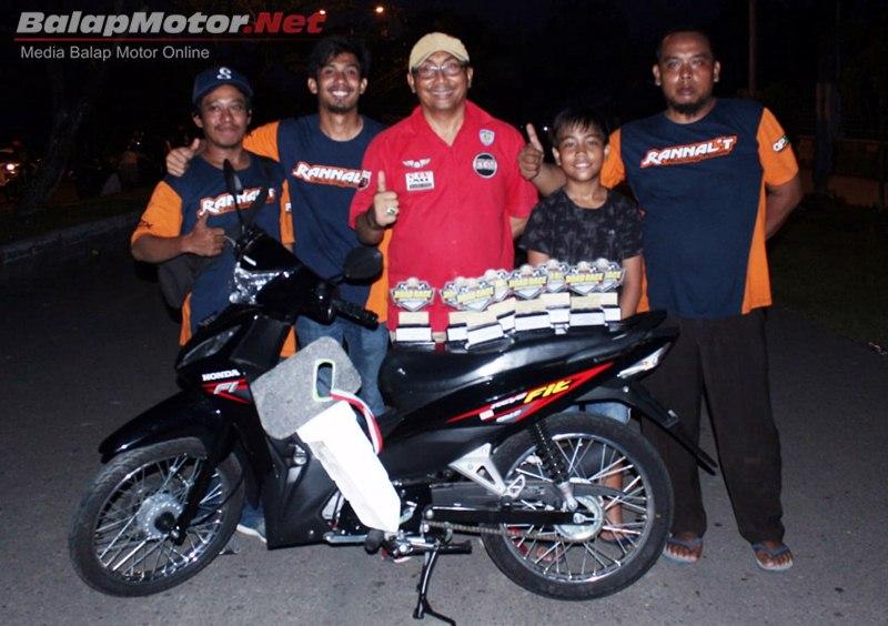 Road Race Ambon 2018 : Marsholandi Bawa Tim Tuan Rumah Rannalt RT Juara Umum Open