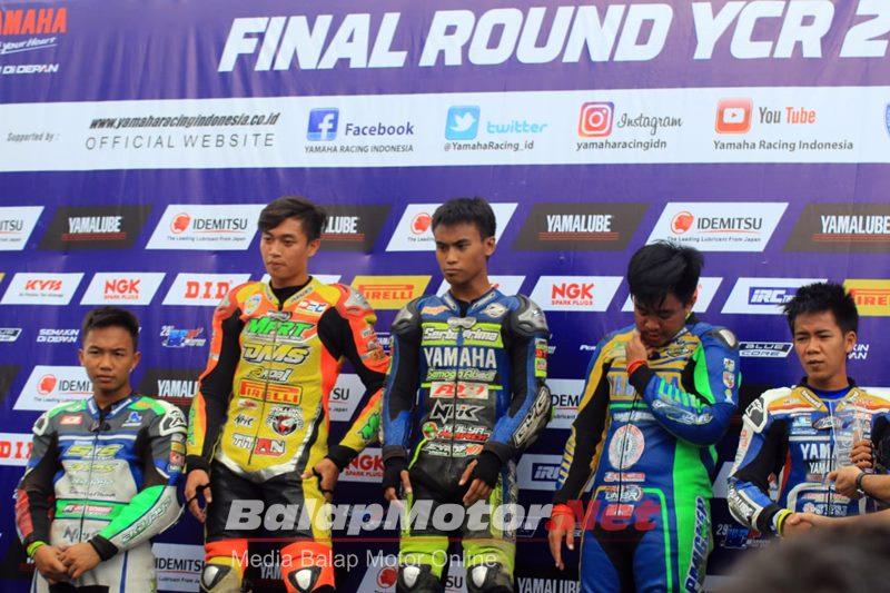 Galang Tor Tor Juarai Race YCR4 Grang Final YCR 2018 Semarang