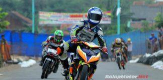 Gapai Semua Podium Kelas Poin, R Fadhil Jawara Umum Gadhuro Road Race Series 2018