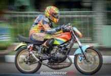 Road Race Garut 2018 RX King Bapa-Bapa Socialita Kembali Tak Terlawan