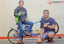 Jelang Dragbike Pringsewu 2018: Racingstart Siap Tampil, Gandeng Daffa Della dan Dwi Batank!
