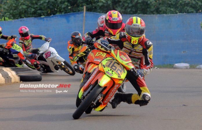 Hasil Final Poetra Jaya Road Race Blora 16 Desember 2018