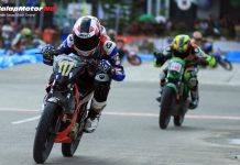 Standing Point Kejurda Road Race IMI Sumbar 2018