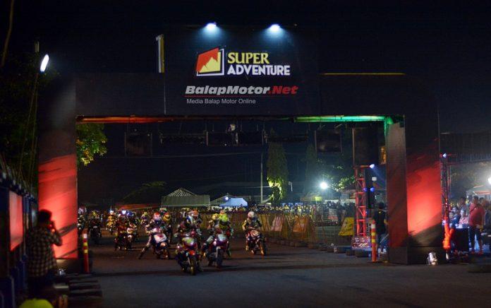 Hasil Race Final Super Adventure Night Road Race Indramayu 2018