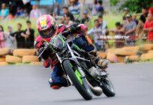 Fun Race Boyolali 2018: Soffan Zyrof Rajai Bebek Goreng dan Sport 140cc