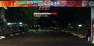 VSC Old & New Year Nite Race 2019 Jogja: Berikut Jadwal, Hasil dan Kondisi Terkini!