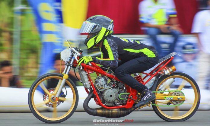 """Puas Drag Bike Series 201M """"Gadhuro"""": Event Spektakuler 2019!"""