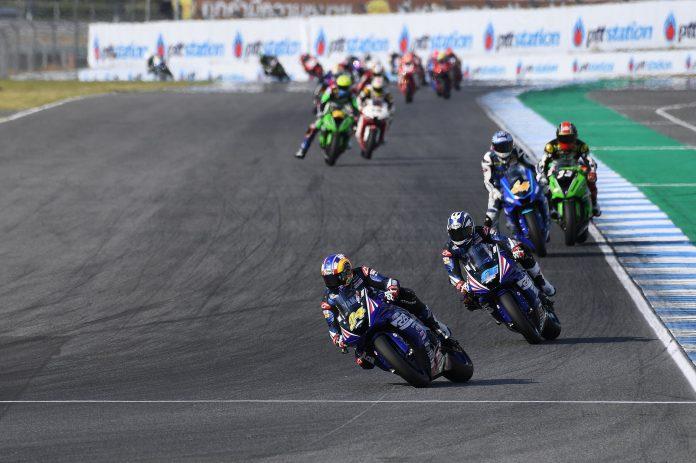 Hasil Resmi Race 2 Final ARRC Thailand 2018