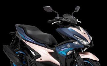 Yamaha Luncurkan Aerox 155 VVA S dan MX King 150 Doxou Version