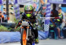 Hasil Final Mizzle Drag Bike Purbalingga 6 Januari 2019