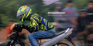 Hasil LSI Drag Bike Mijen Semarang 7 Maret 2019