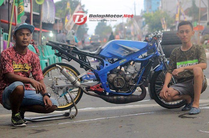 Ninja STD MCM Racing Kebumen Mulai Tebar Pesona, Okto Zalfa Jawara Pemula!