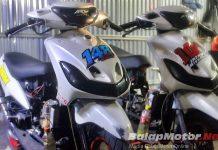 VSC Nite Race Jogja 2019: Yamaha Mio Creampie PJRM Indonesia Rajanya Matic FFA!
