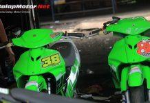 Gebyar RTP Cup 2019 Cimahi: Duo ABRT20 Tampil Superior di QTT Underbone 125cc