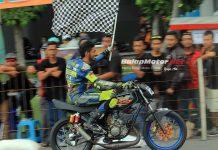 Dengan Gandewo Creampie Pekajaman,Sakti Andre Jawara RX-King Lagi!