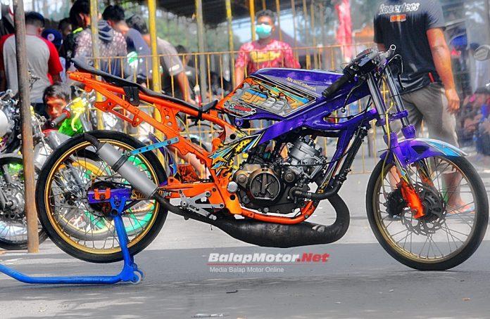 Drag Bike Purbalingga 2019: Ninja STD Aben Racing Terbaik Lewat Gery Precil!