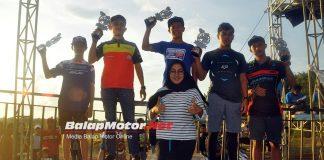 Abbey 16 Motocross Championship Event Pemanasan di Awal Tahun