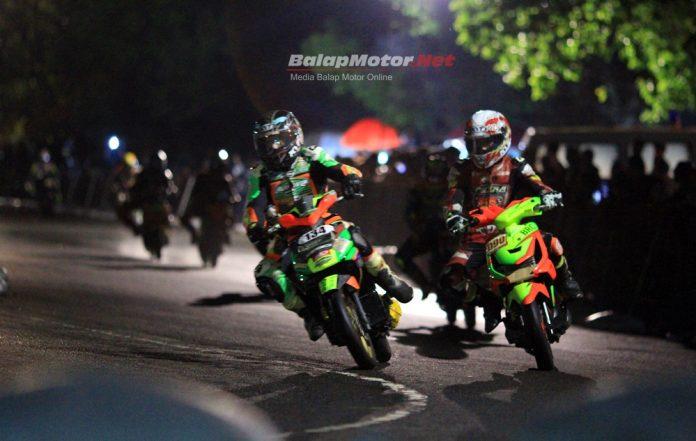 VSC Nite Race Jogja 2019: Selesai Sebelum Subuh, Layout Baru Makin Seru!