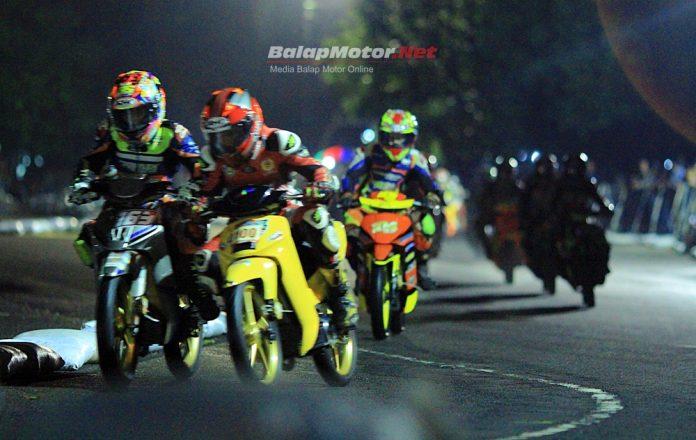 Hasil Balap VSC Old & New Year Nite Race Jogjakarta 2019