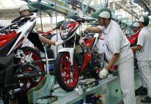 Ekspor Sepeda Motor Honda Alami Peningkatan di Awal 2019