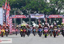 Kejurda Balap Motor IMI Sumbar 2019: Balap Sekaligus Wisata Budaya!