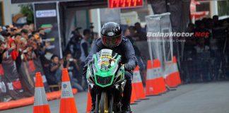 Galeri Foto Gadhuro Puas Drag Bike Kajen 2019